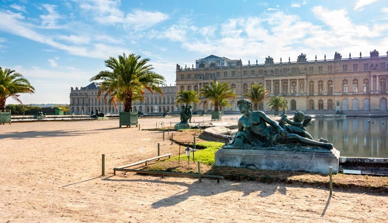 Have an incredible day in Versailles!