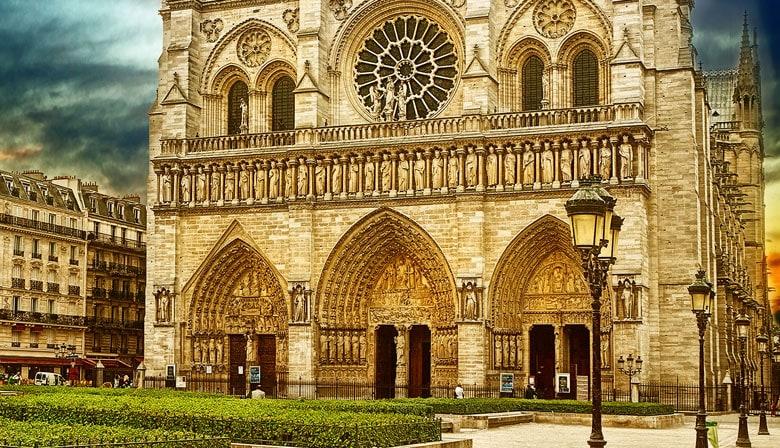 Catedral de Notre-Dame-de-Paris