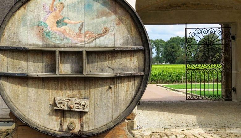 Burgundy Chateau de Pommard