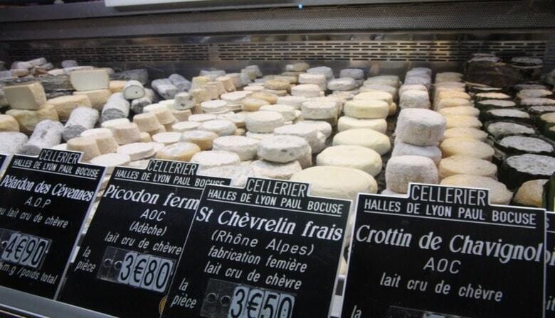 Taste specialties from Lyon