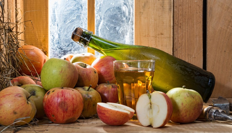 Discover the making process of cider