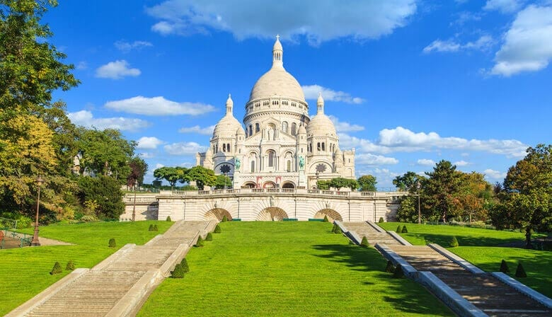 Book your audioguided visit of Sacre Coeur Basilica