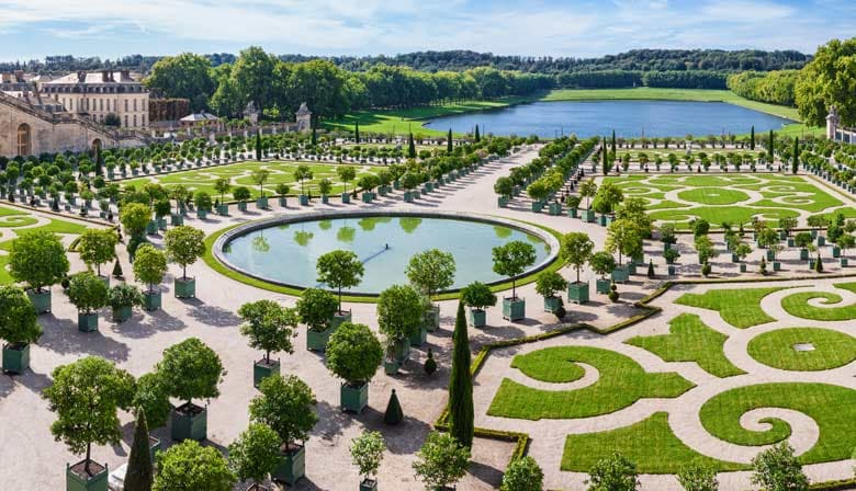 El Naranjal de Versalles