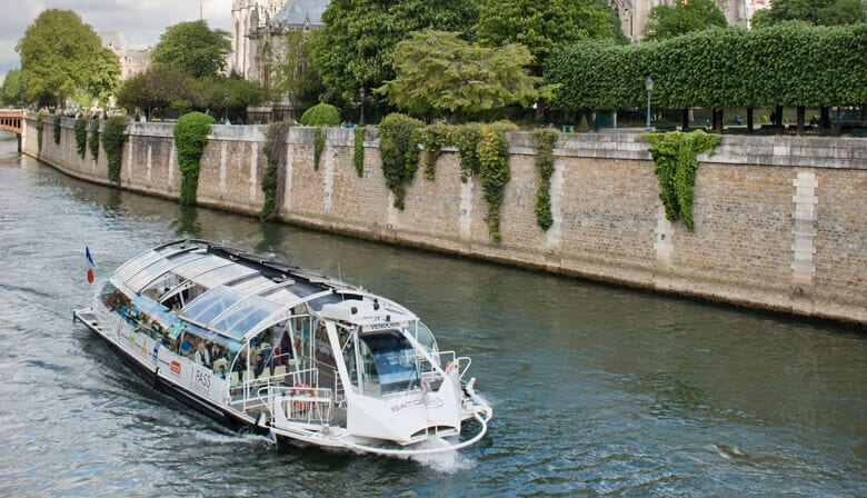 Join the Eiffel Tower cruising on the Seine