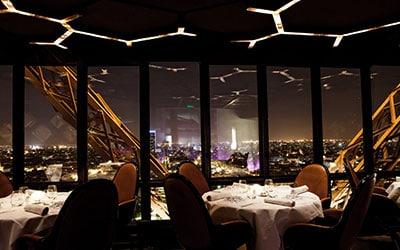 Restaurantes Na Torre Eiffel E Perto Da Torre Eiffel Pariscityvision