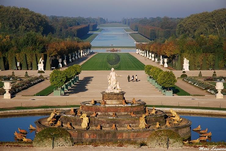 The Gardens of Versailles by André Le Nôtre - PARISCityVISION