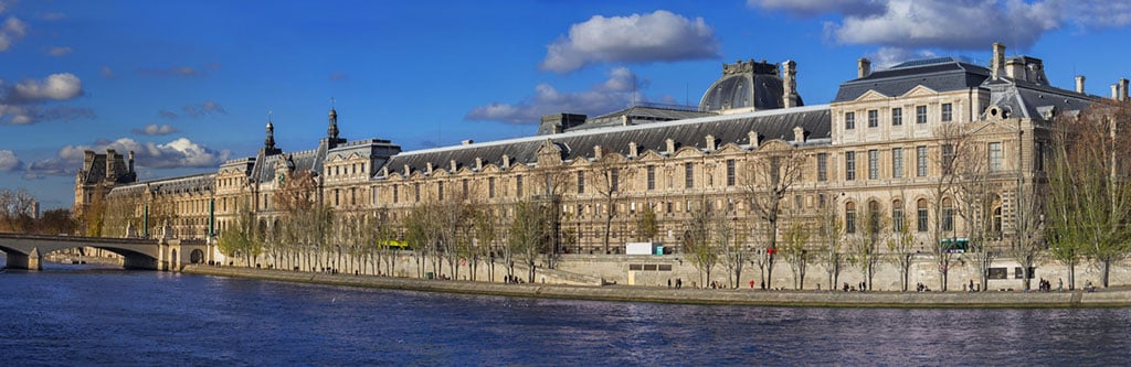 Louvre Palace A Royal Residence Turned Into A Museum Pariscityvision