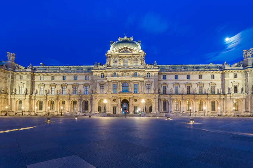 Evenings At The Louvre Open On Wednesday And Friday Nights