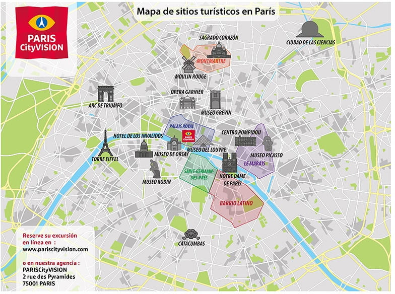 Mapa De Paris Centro.Mapa De Paris Centro Mapa Runtothemoonandback