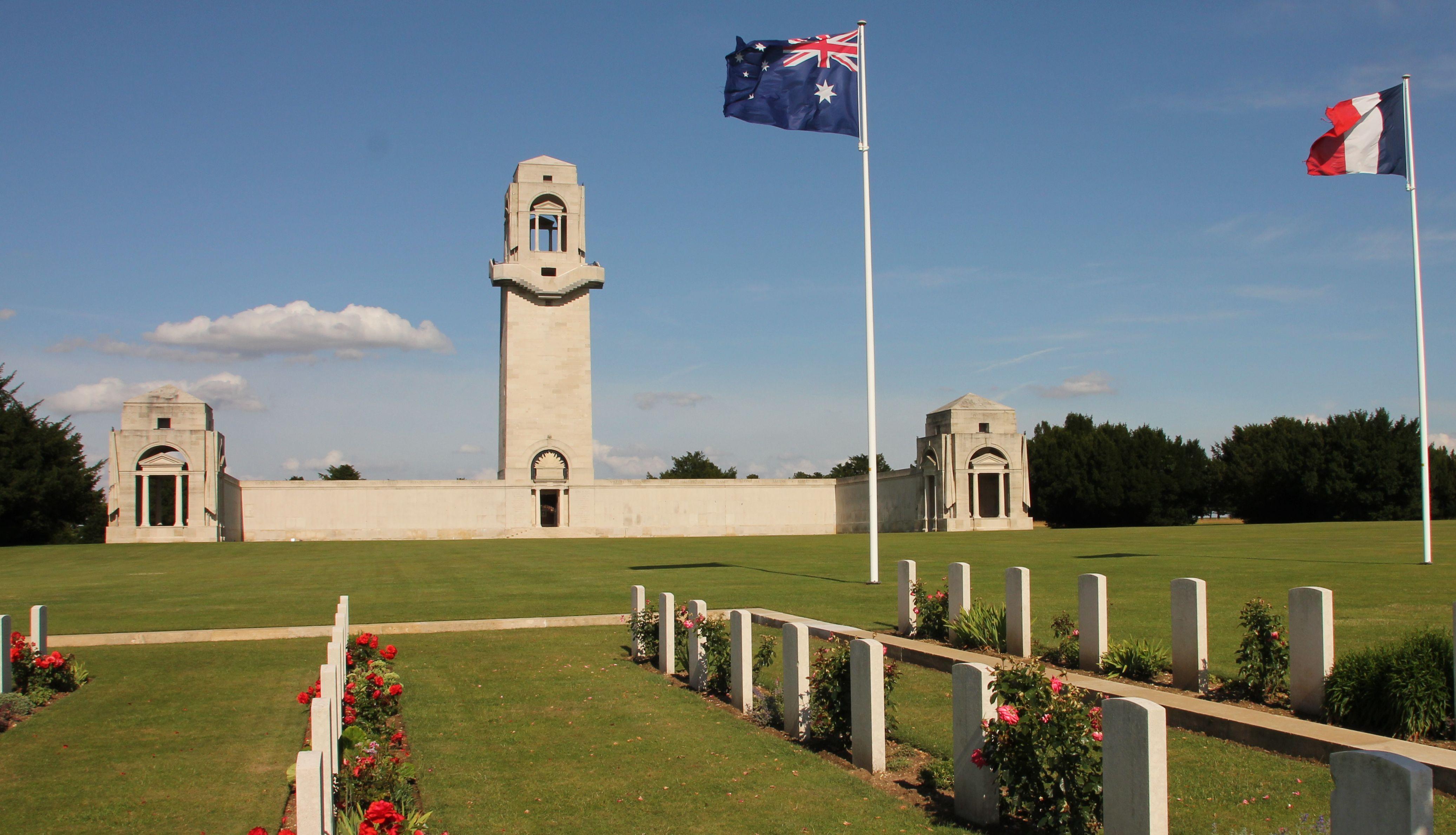 Somme Battlefields Memorial