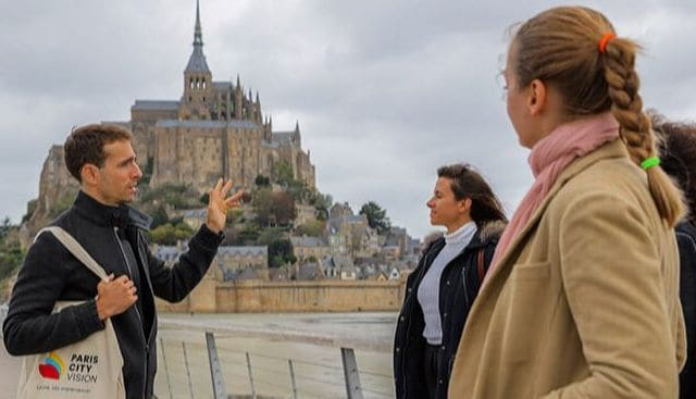 Guided Tour to the Mont Saint Michel