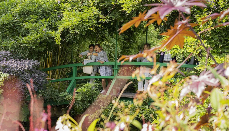 Pont japonais de Giverny