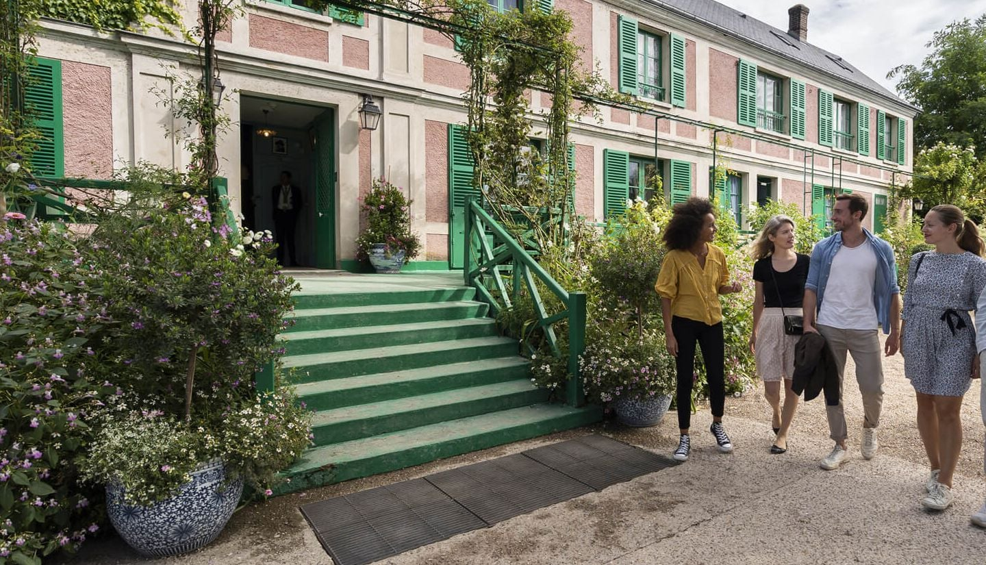 Visit Monet's House at Giverny