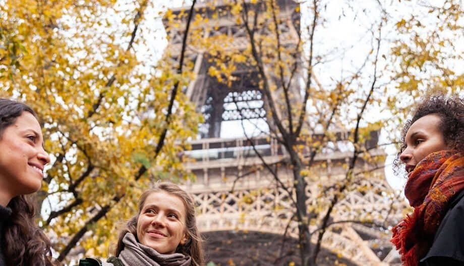 La Tour Eiffel à Paris
