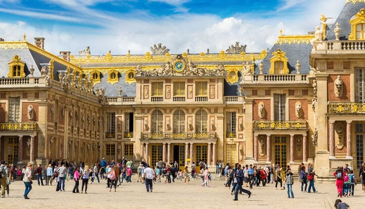 Audio Guided Tour to the Estate of Versailles with Priority Access, from Versailles