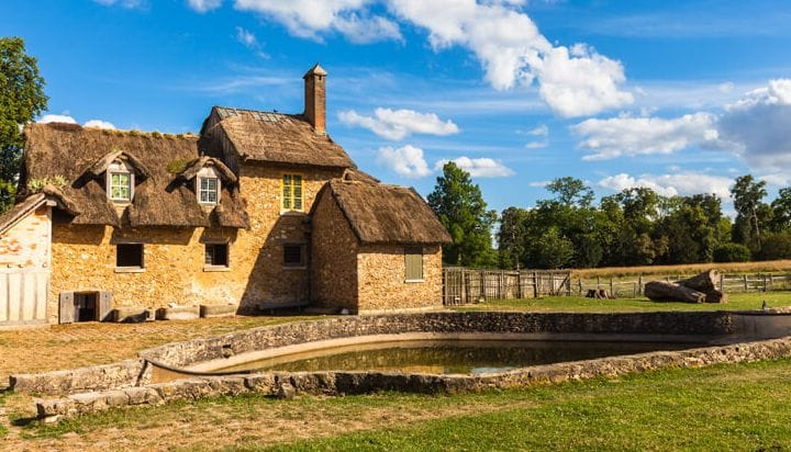 Visit the hamlet of the Queen at Versailles