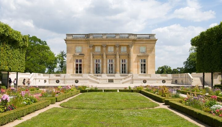 Visita al Triánon de Versalles