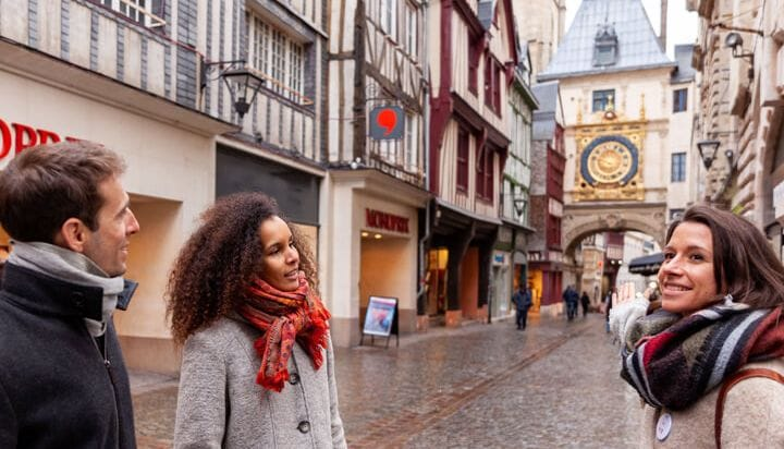 Visit Rouen in France