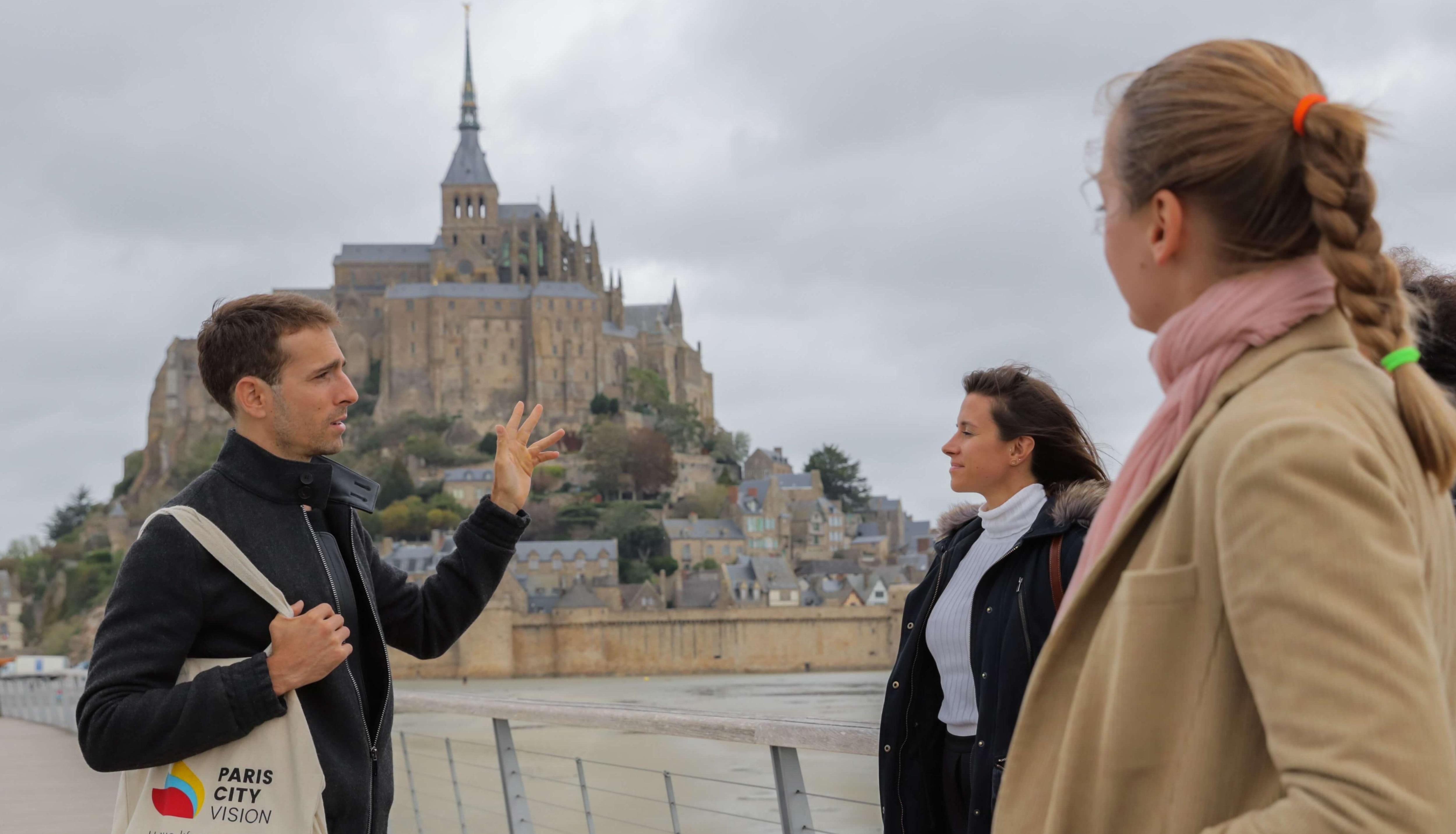 Discover Mont Saint Michel