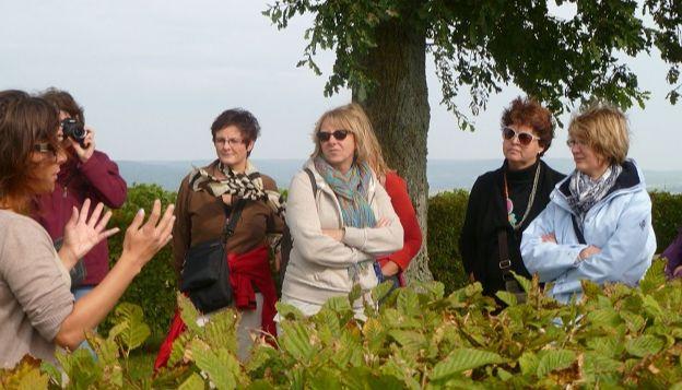 Sentier du Vigneron vineyard guided tour