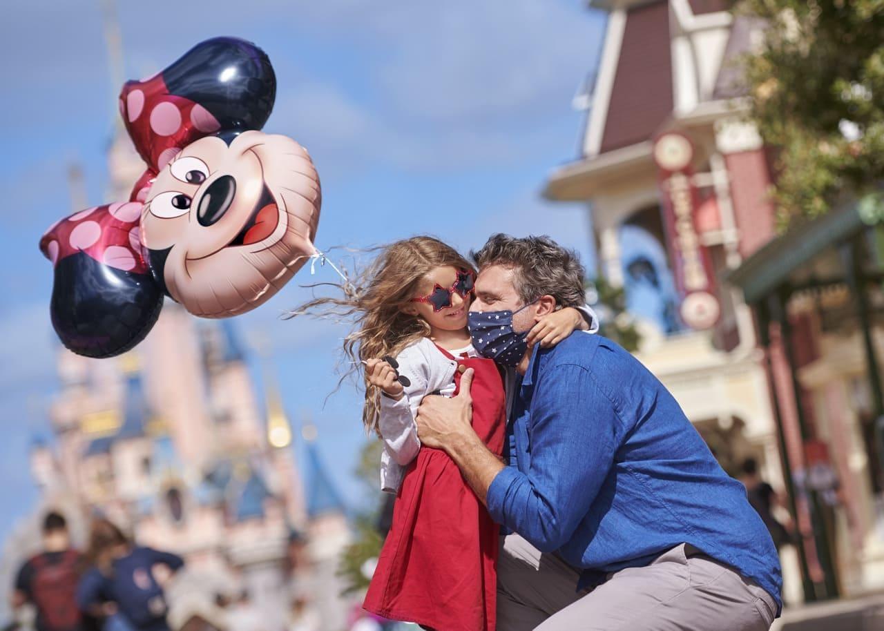 Have fun in Disneyland Paris