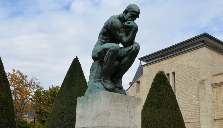Rodin Museum Guided Tour
