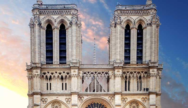 Guided tours of Notre Dame Cathedral and the Notre Dame towers