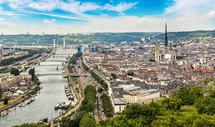 Small Group Day Trip to Rouen from Le Havre - PARISCityVISION