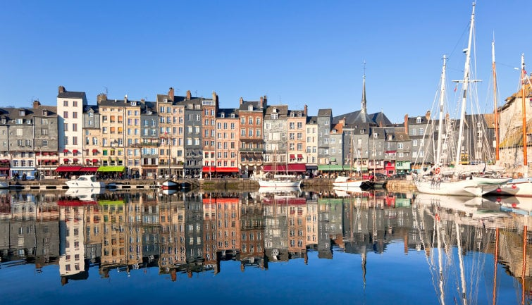 Guided Tour to Honfleur and the Pays d'Auge from Paris in a Small Group