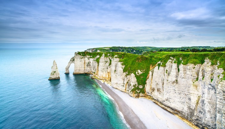 Guided Tour to Etretat and Le Havre, Visit the Musée Malraux from Paris in a Small Group