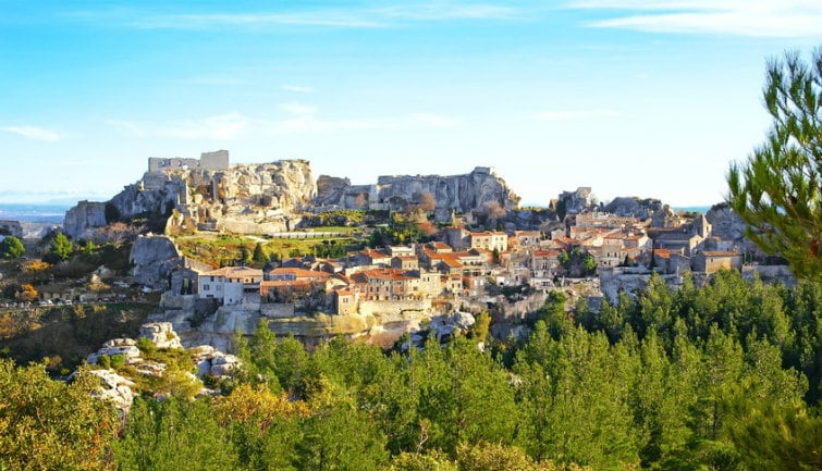 A Day In Provence - from Marseille