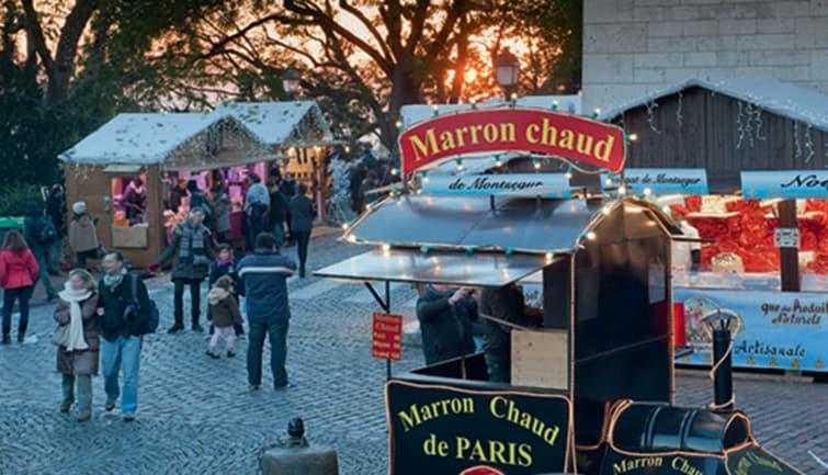 Christmas Market Food Tour