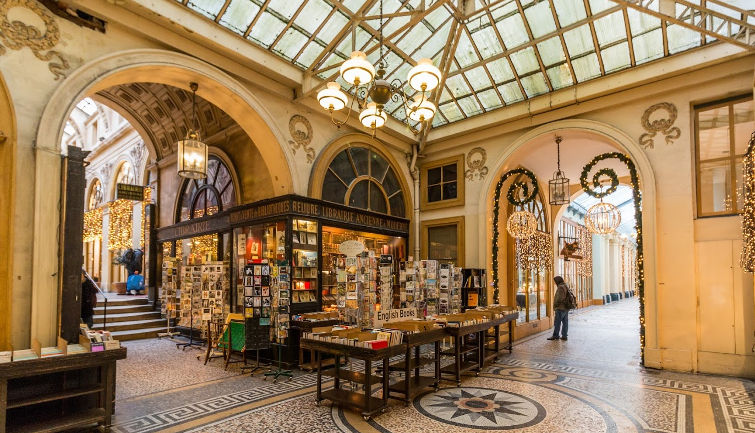 Covered Passages, Secret Shopping