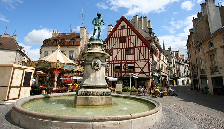 Burgundy Half Day Tour from Dijon: villages, countryside & world heritage