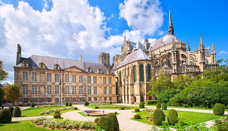 Full Day Excursion of the Picturesque Reims and its surroundings  - from Reims