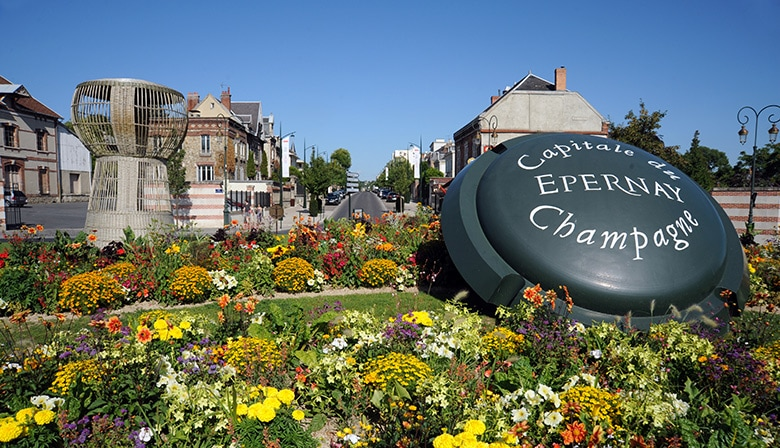 Full Day Guided Tour to Epernay and its Surroundings from Reims in a Small Group, Lunch included