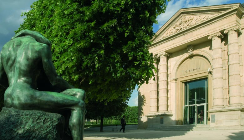 Skip- the-line Ticket to the Musée de l'Orangerie + City Tour of Paris
