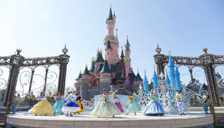 Special Offer: Disneyland® Paris 1 Day 2 Parks Magic E-Ticket- Adult ticket price at child ticket price (ticket valid until October 10th)