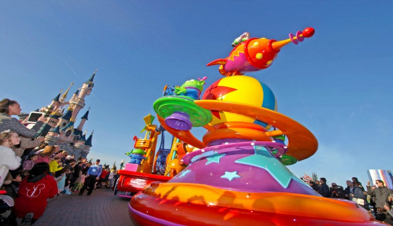 Special Offer: Disneyland® Paris 1 Day 1 Park Magic E-Ticket - Adult ticket price at child ticket price (ticket valid until March 31rst)