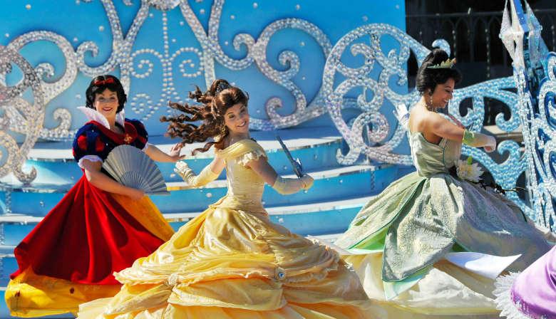 Special Offer: Disneyland® Paris 1 Day 1 Park Mini E-Ticket. Adult ticket price at child ticket price (ticket valid until March 31rst)