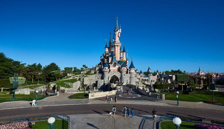 Disneyland® Paris 1 Day 2 Parks Mini E-Ticket