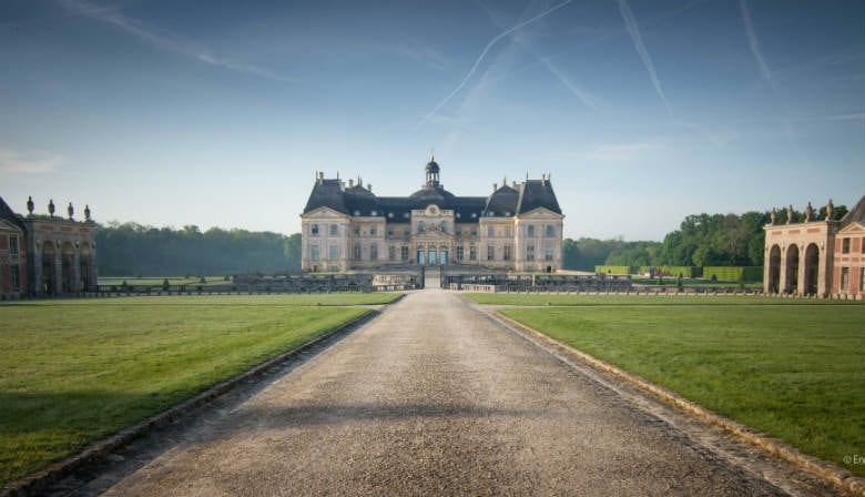 Guided Visit of Vaux le Vicomte and Fontainebleau Châteaux