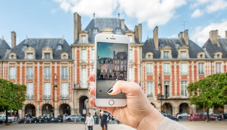 Paris Insta Photos Tour