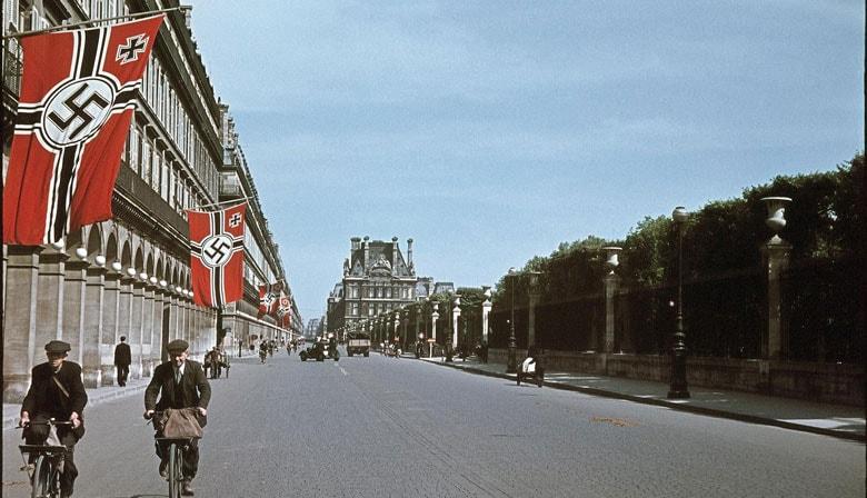 Paris World War 2 Walking Tour