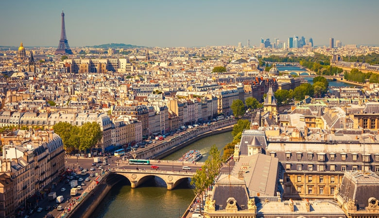 Montmartre Tour, Seine Cruise and Eiffel Tower 2nd Floor with Priority Access,  in a Small Group