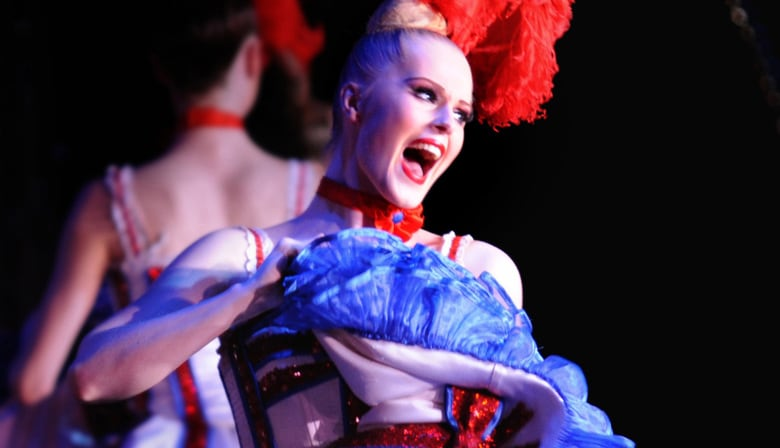 Tickets to the Moulin Rouge show + Seine river cruise