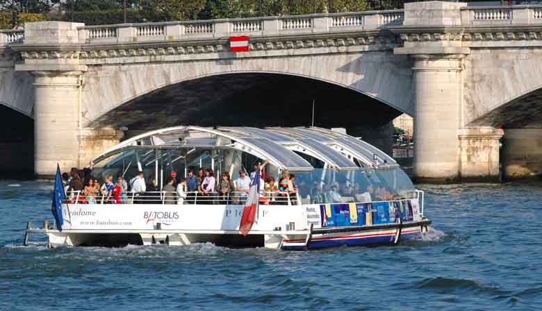 Hop on Hop off  & Boat Pass - buses every 10 minutes