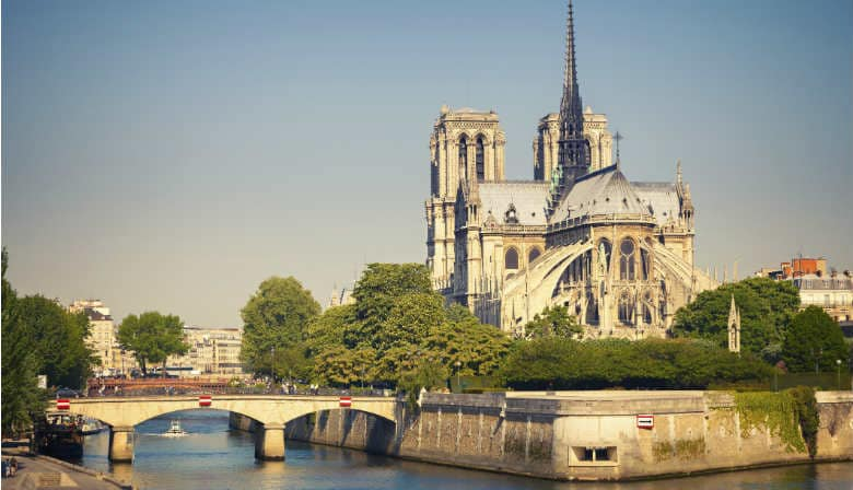 City Tour of Paris and Lunch on the Seine River
