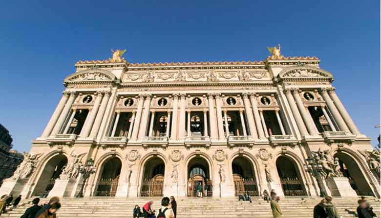 Walking Guided Tour : Covered Passages & Opera Garnier