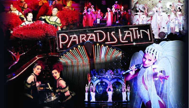 Paradis Restaurant Paris